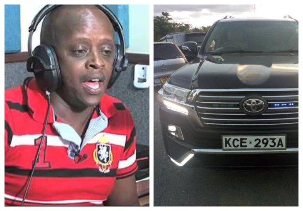 Highest paid presenter Njogu wa Njoroge acquires sleek machine