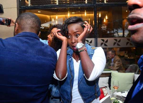 Dennis Itumbi reacts as Jacque Maribe accepts marriage ...