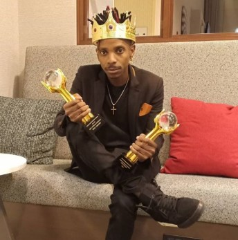 Wild cheer as Eric Omondi ultimately crowned the AFRICAN KING OF COMEDY