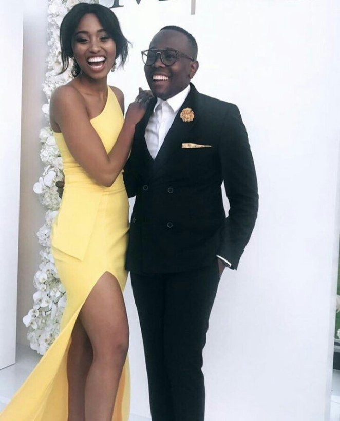 Khaya Mthethwa and Ntando Kunene Celebrate  their umembeso(PICS)