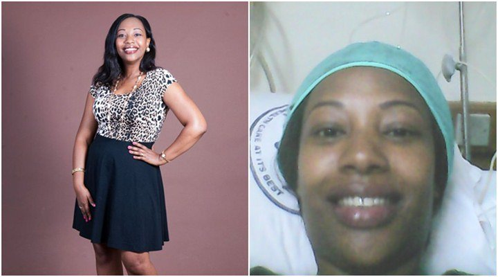 Former NTV Presenter and Cancer Survivor Janet Kanini-Ikua Has Passed On.