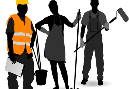 Ghanaian workers want their rewards on earth
