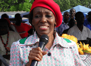 Nana Konadu endorsed flagbearer for NDP