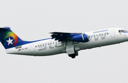 Starbow resumes flights to Tamale