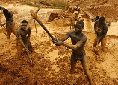 Minister declares war on illegal mining
