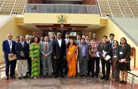 Vice president invites Indian investors to partner government