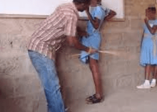 Corporal punishment still widely used in Ghana