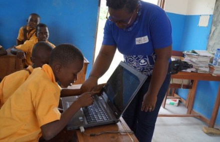 Tigo empowers pupils on World Telecom day