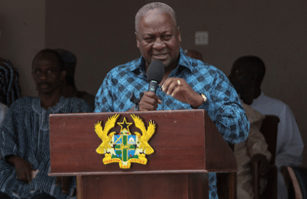 Government will re-double supply of premix fuel – Mahama