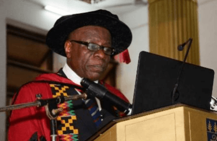 The Rev Prof Omenyo elected new Moderator of PCG