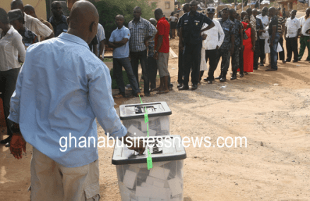 Volta Region tops election hotspots