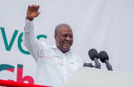 We shall create more jobs for the youth – Mahama