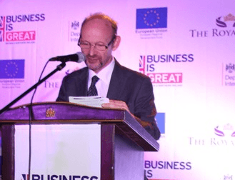 UK businesses seeking for opportunities in Ghana
