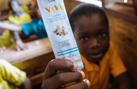 How Hershey brought its 'Miracle Food' to Ghana