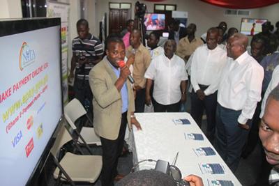 President Mahama inaugurates Accra Digital centre