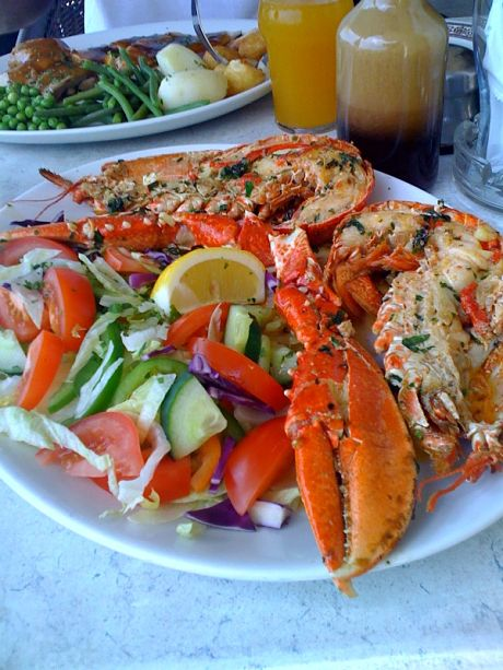 My Seafood In Brighton (Lobster)