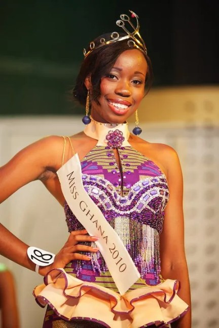 Miss Stephanie Karikari , Miss Ghana 2010