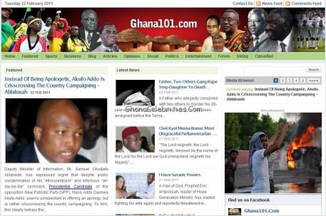Ghana101.Com