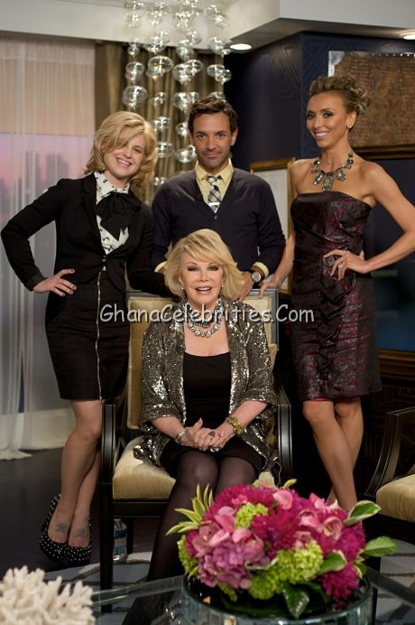 Watch'Fashion Police' on E! on DStv in February 2011