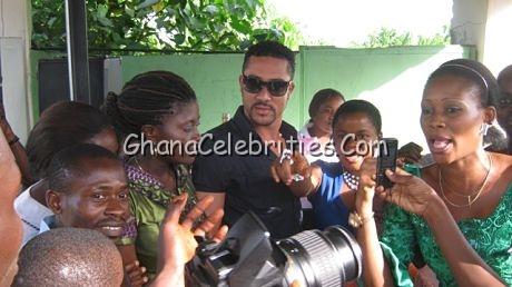 Majid Michel Kidnapped In Nigeria