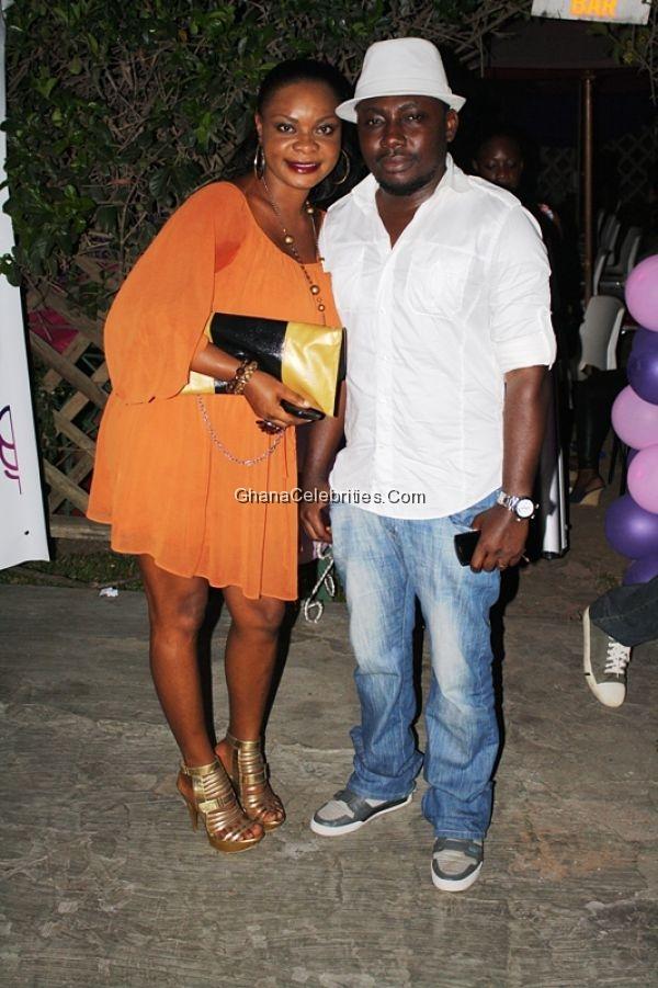 Mr & Mrs Baah