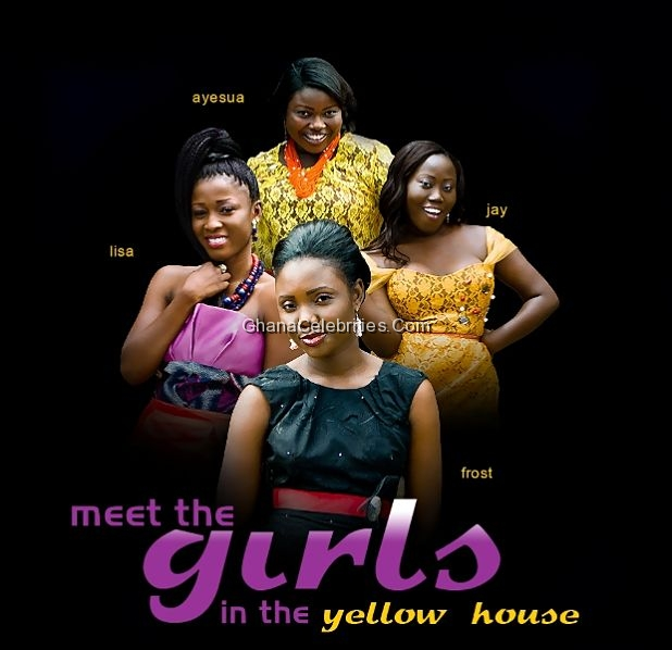 Girls In The Yellow House