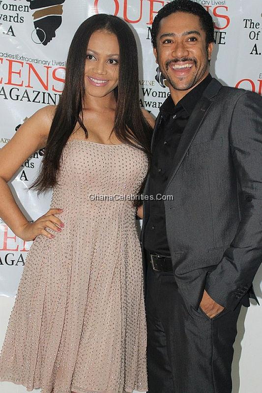 Nadia Buari And Majid Michel