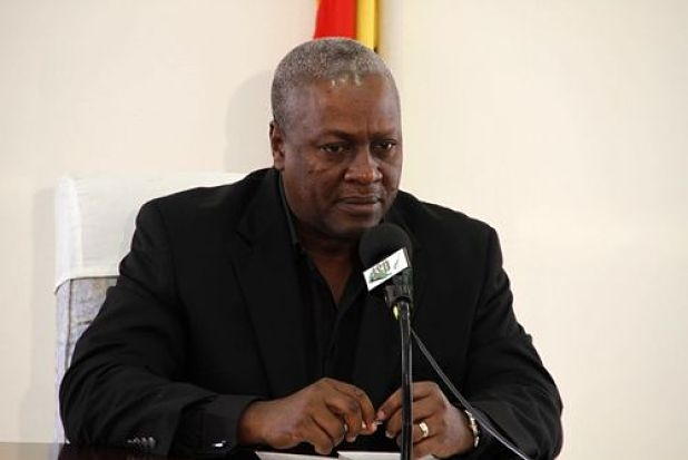 President Mahama Says Pastors' Trip To Israel I Paid For By