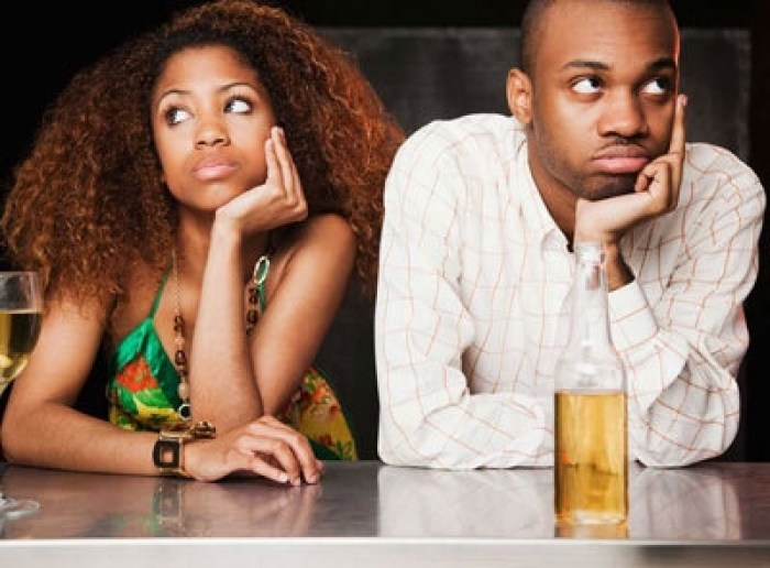 black couple - CHRIS-VINCENT Writes: The Relationship Expectations Against the Realities of Life