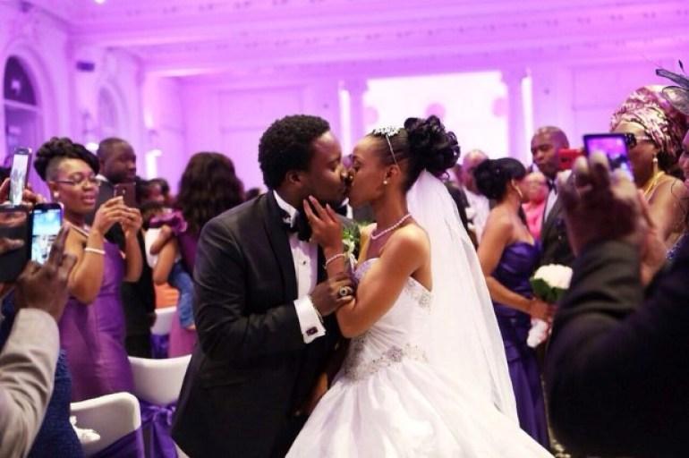 Sonnie Badu Wedding