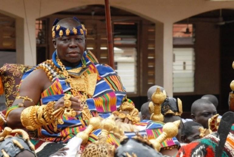 I'm A Freemason And I'm Proud Of It - Otumfuo Osei Tutu II
