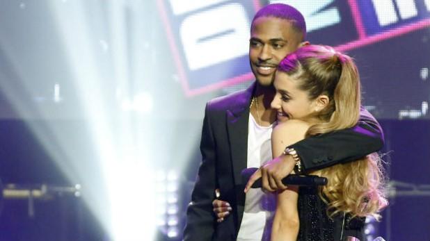 Big Sean And Ariana Grande Split