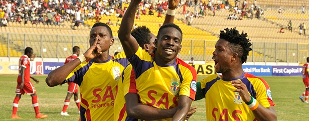 Hearts Of Oak Awarded Three Points And Three Goals After