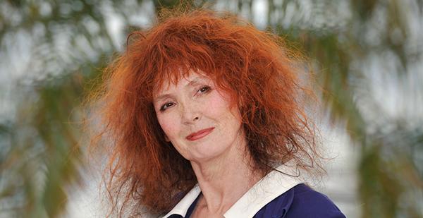 Actress Sabine Azéma