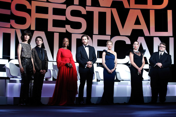 Feature Films Jury - Open ceremony- AFP -Valery Hache