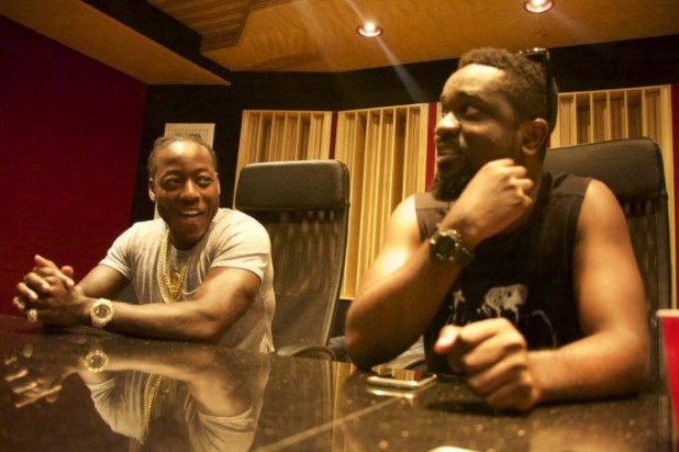 Sarkodie and Ace Hood