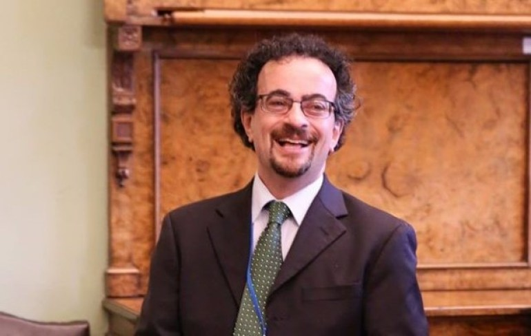 British High Commissioner to Ghana - Jon Benjamin
