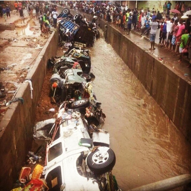 Accra Flood-Aftermath