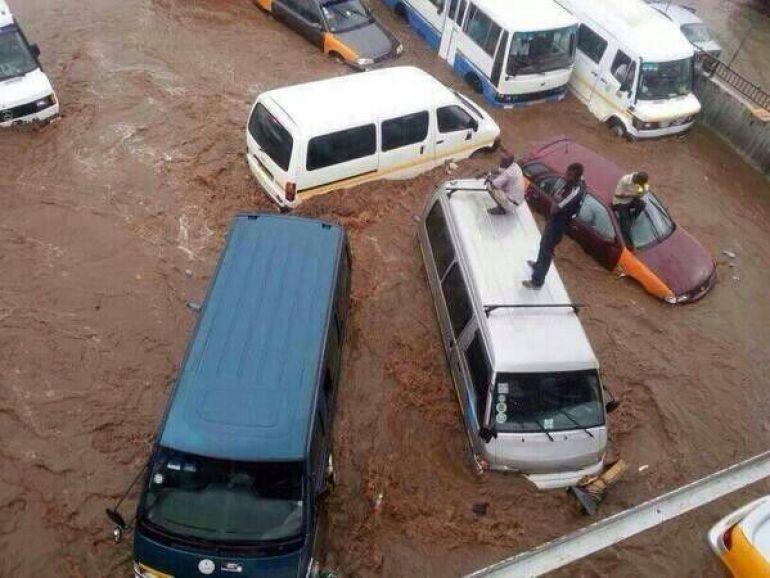 Ghana-Flood