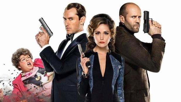 Spy Review