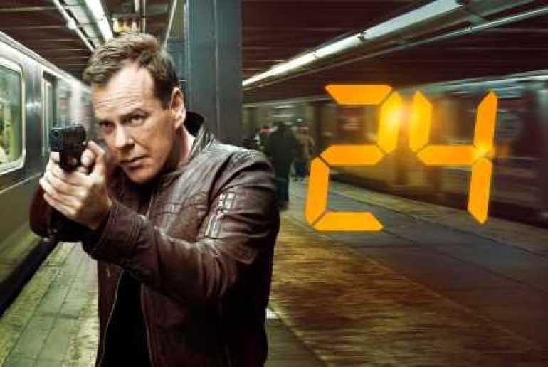 Kiefer Sutherland played Jack Bauer in the original series