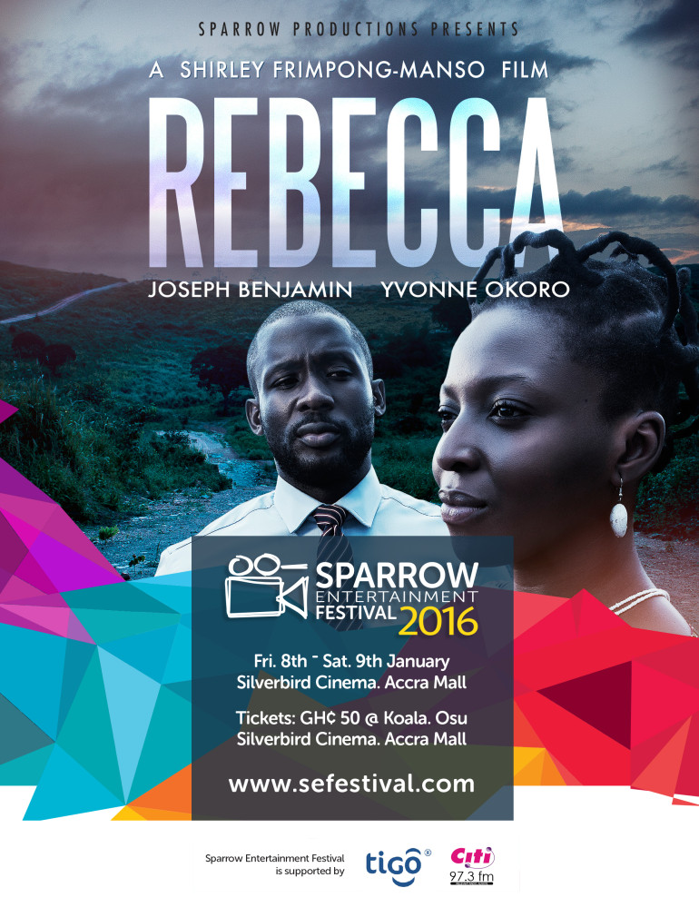 Rebecca-Sparrow Entertainment Festival (SEF)
