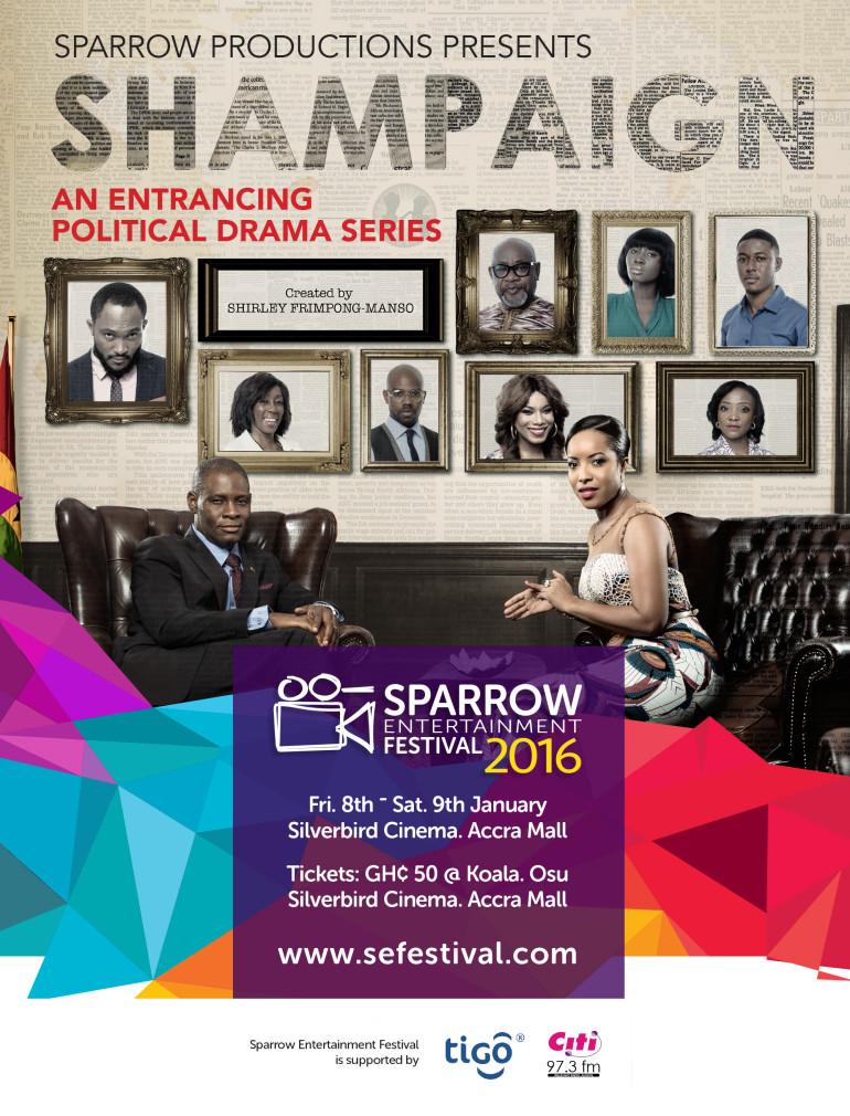 Shampaign-Sparrow Entertainment Festival (SEF)