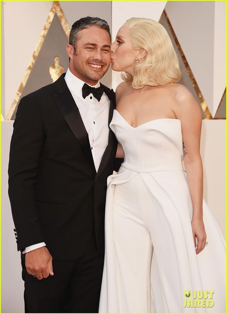 Lady Gaga Shares PDA Pic With New Boyfriend Michael Polansky