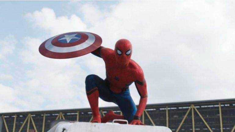 Spider-Man-Tom Holland