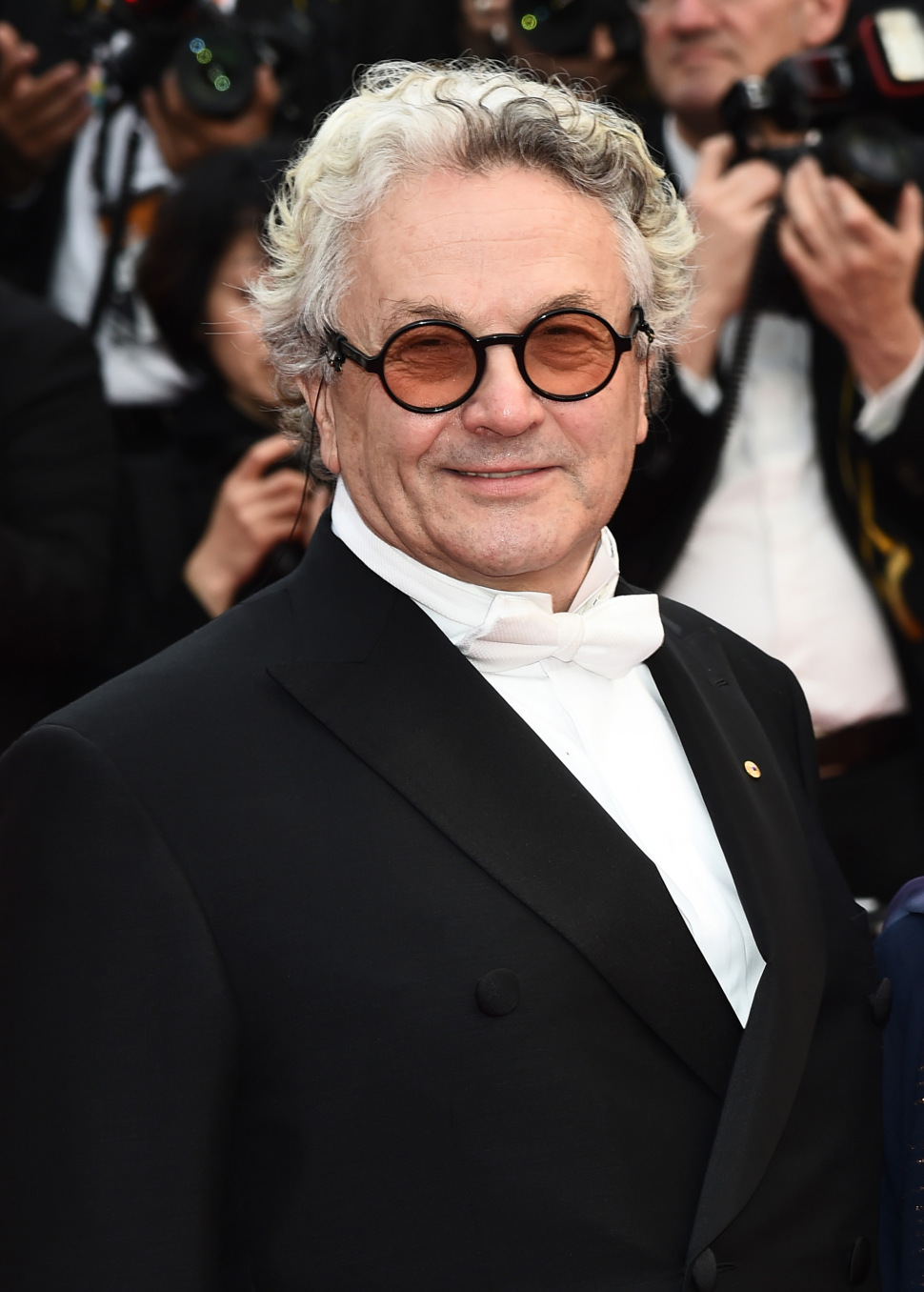 Mandatory Credit: Photo by Buckner/Variety/REX/Shutterstock (5682159ei) George Miller'Cafe Society' premiere and opening ceremony, 69th Cannes Film Festival, France - 11 May 2016