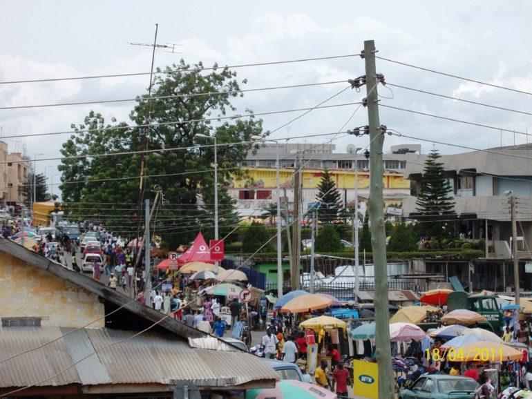 Koforidua Township