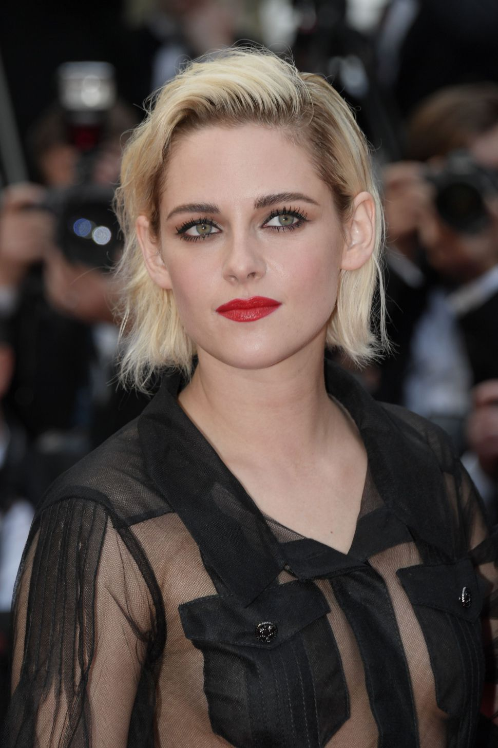 Mandatory Credit: Photo by Maria Laura Antonelli/REX/Shutterstock (5682774v) Kristen Stewart'Cafe Society' premiere and opening ceremony, 69th Cannes Film Festival, France - 11 May 2016