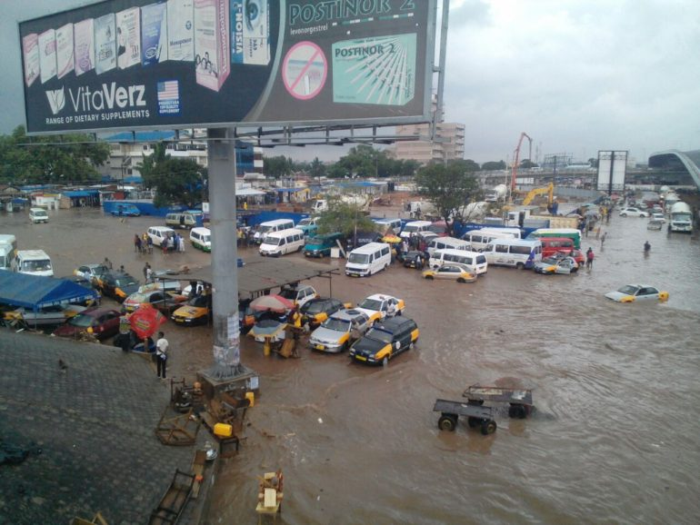 Accra Floods: A Bunch of My Friends Want to Relocate from ...