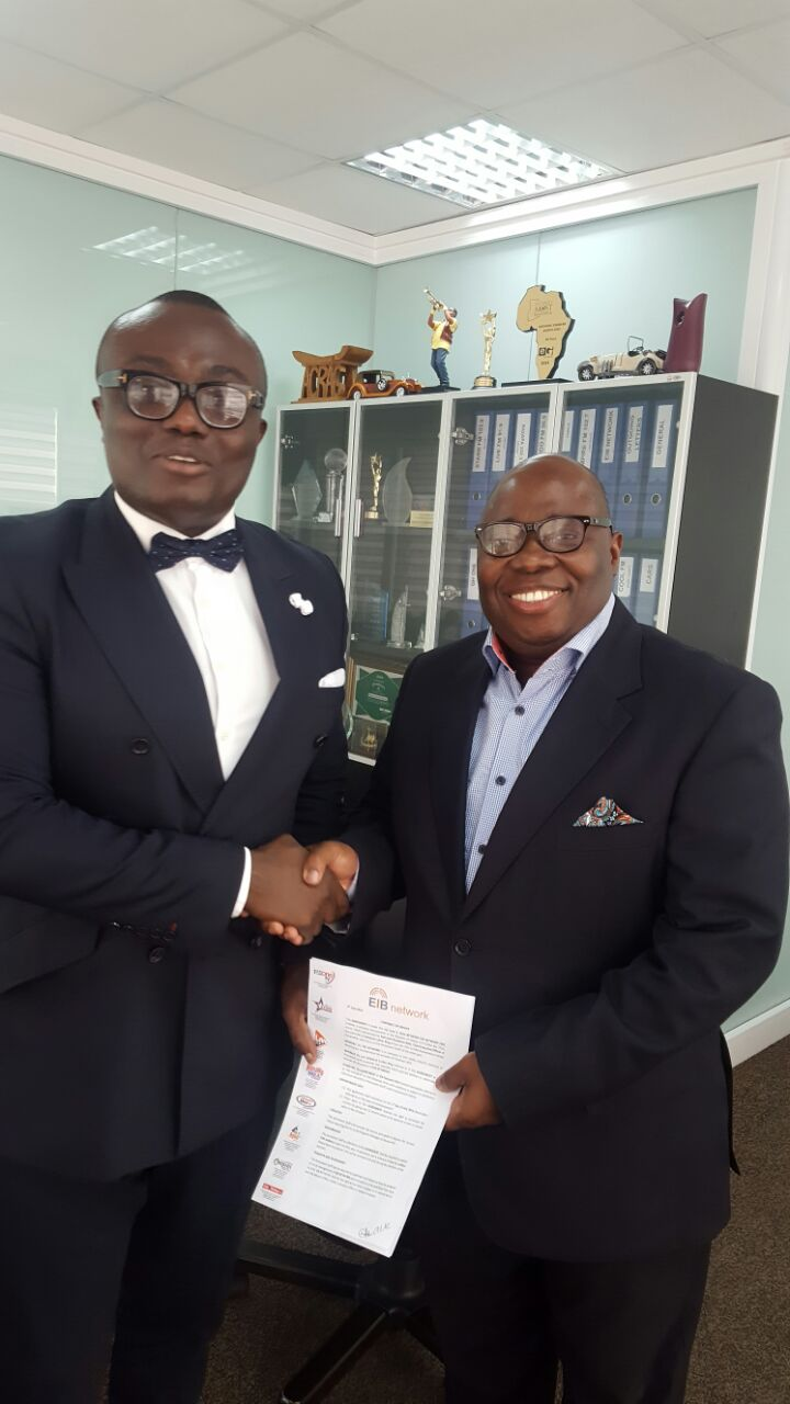 Bola Ray and Adinkra